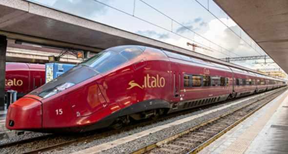 Con Italobus l'alta velocità arriva ad Ercolano