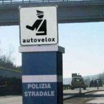 In Campania tornano gli Autovelox