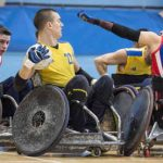 Rugby in carrozzina: annunciati i gironi per gli Europei B. Italia in raduno a Padova