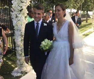 Matrimonio milionario alle falde del Vesuvio