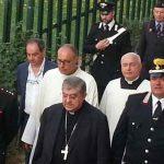 Torre del Greco, il Cardinale Sepe visita la Caserma dei Carabinieri