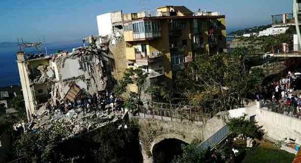 Si indaga a tutto tondo sul crollo della palazzina di  Rampa Nunziante