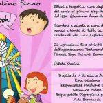 La Festa dei quattro Altari Vista con gli occhi dei bambini