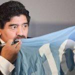 Maradona è cittadino onorario di Napoli