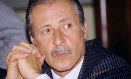 Ercolano ricorda il giudice Borsellino a 25 anni dalla strage di via D'Amelio 🗓