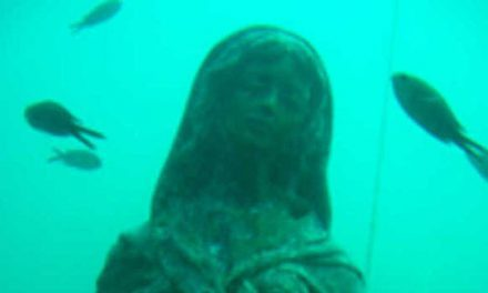 Madonna del Pescatore, processione al largo di Punta Quattroventi