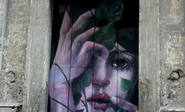 Murales, arte e storia tra Materdei e la Sanità 🗓