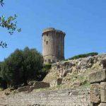 Parco archeologico di Velia chiuso ed abbandonato