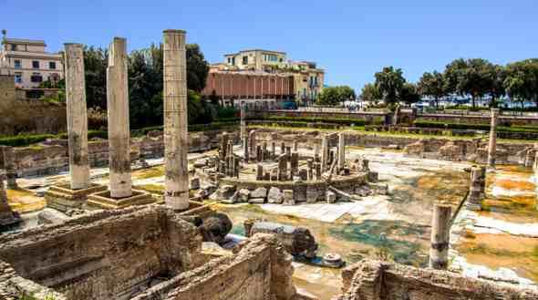 Rione Terra: viaggio nella Puteoli romana