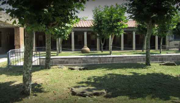 Splendori di Stabiae: Villa San Marco 🗓