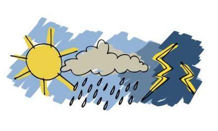 Allerta meteo in Campania fino alle 20