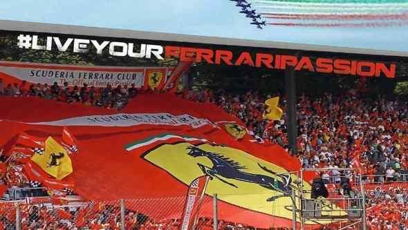 La Scuderia Ferrari Club Napoli alle Finali Mondiali al Mugello 🗓