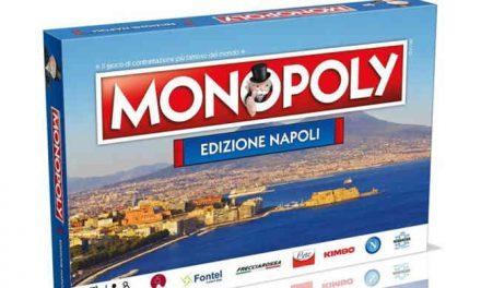 Monopoly Napoli arriva nei negozi, svelata la data 🗓