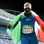 Atletica paralimpica, Dubai: Tapia argento mondiale nel disco