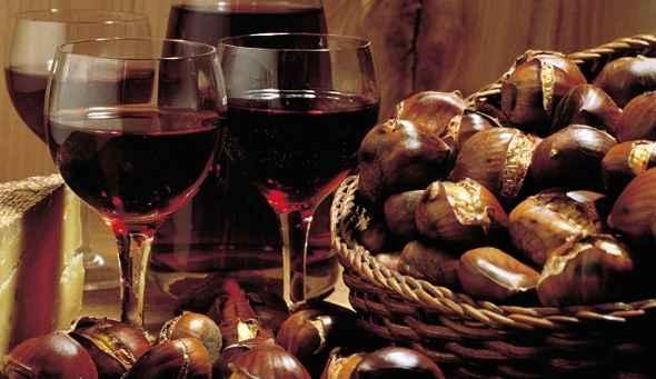 Caserta. La festa del vino novello a Galluccio