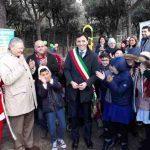 Ercolano. Inaugurato il Parco pubblico in via D'Annunzio