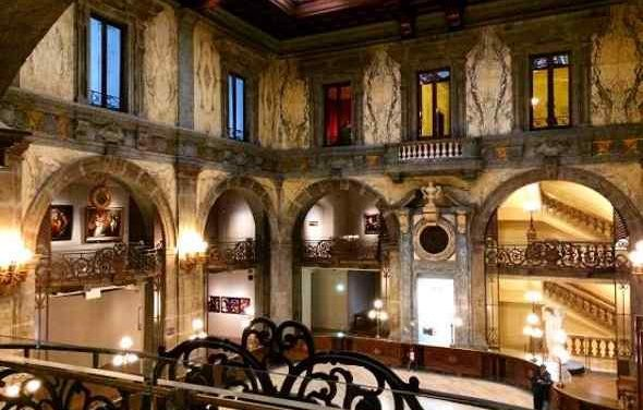 Palazzo Zevallos Stigliano, mostraRubens, Van Dyck, Ribera