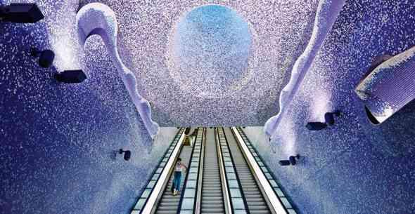 Metro Art Tour, iniziative fino alla Befana 🗓