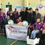 Battezzata ad Ercolano la prima squadra di Powerchair Football in Italia