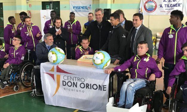 Powerchair football: ufficializzato il passaggio della disciplina alla FIWH