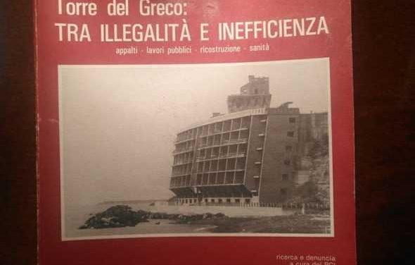 """Tra illegalità e inefficienza: presentazione della ristampa del """"Libro Bianco"""""""