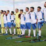 Calcio amputati: da oggi Azzurri in raduno a Genova per le EAFF Amputee Football Weeks