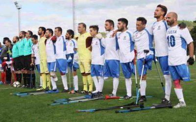 Calcio amputati: il Vicenza in testa alla classifica di Campionato