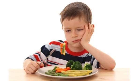 5 consigli per far mangiare le verdure ai bambini