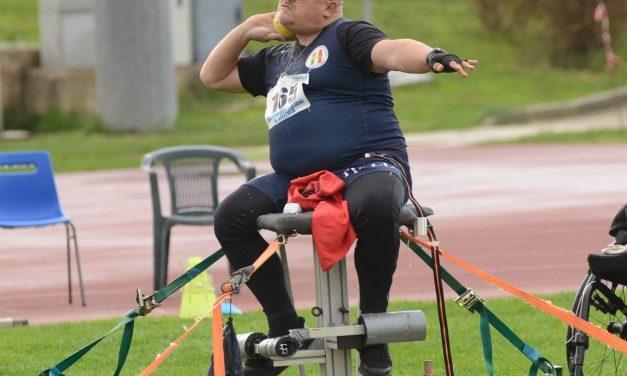 Atletica paralimpica in raduno a Roma e Padova dal 20 al 22 aprile