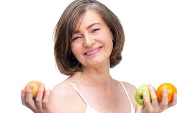Dieta e menopausa: come restare in forma