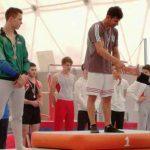 Ginnastica, Stabia campione interregionale con Polini e Schettino