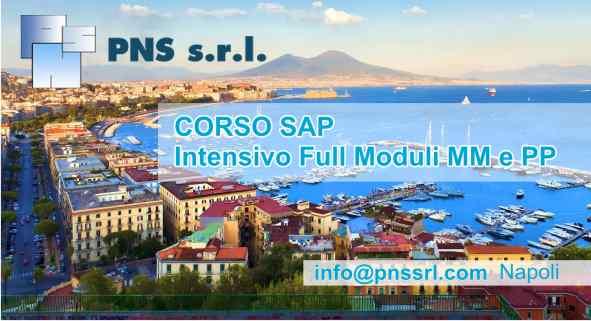 Napoli. A giugno, al via la SAP Academy! 🗓