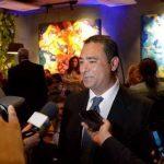 Bagno di folla per l'apertura della campagna elettorale di Luigi Mele
