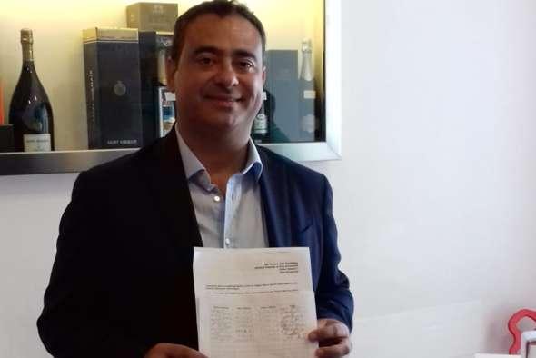 Elezioni, Firmato esposto da Luigi Mele contro presunti brogli