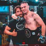 MMA, Andrea Marrazzo è campione italiano