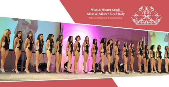 Arriva Miss e Mister Sordi: il concorso di bellezza per i non udenti