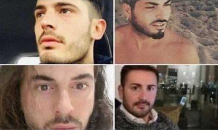 Tragedia di Genova. Fiaccolata in memoria di Giovanni, Matteo, Antonio e Gerardo