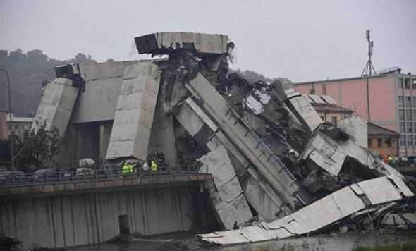 Tragedia di Genova. Le vittime salgono a 43