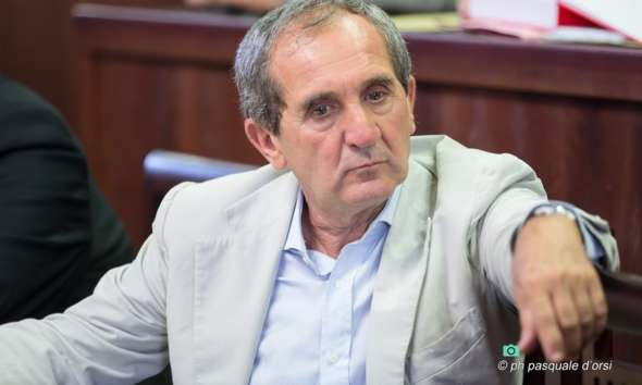 Dimissioni assessore Sannino, dichiarazione del Sindaco Palomba