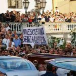 Tragedia di Genova. Le famiglie: denuncia contro ignoti alla Procura di Genova per il crollo del ponte Morandi