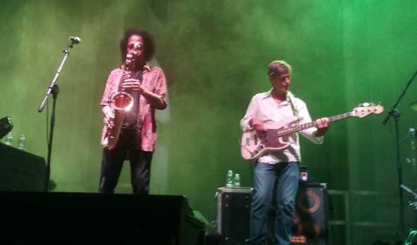 Grande chiusura Festival delle Ville Vesuviane 2018 con James Senese