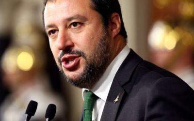 Salvini ha una condanna per razzismo: per i cori contro i napoletani a Pontida