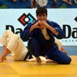 Nadia SIMEOLI Bronzo a Sofia 2018 Campionati d'Europa Junior di Judo