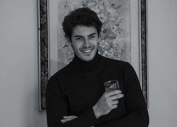 """Nicola Coletta: modello e attore, ma soprattutto un """"giovane d'altri tempi"""""""