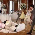 Lo sposo scappa con i soldi dei regali, scoppia la rissa