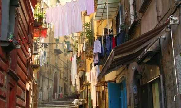 Appuntamenti a Napoli: Movietour Quartieri Spagnoli 🗓