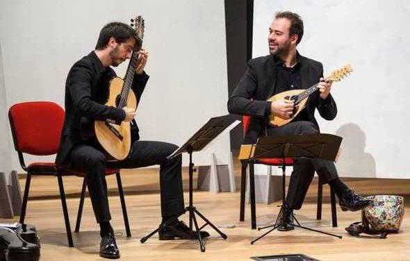 Basilica Santa Croce, cresce l'attesa per l'esibizione del duo Di Ienno-Palladino
