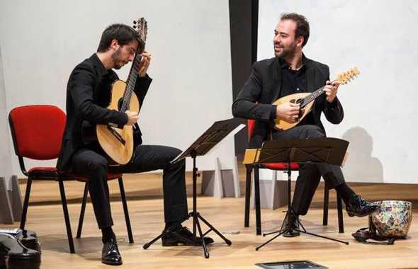 Basilica Santa Croce, cresce l'attesa per l'esibizione del duo Di Ienno-Palladino 🗓