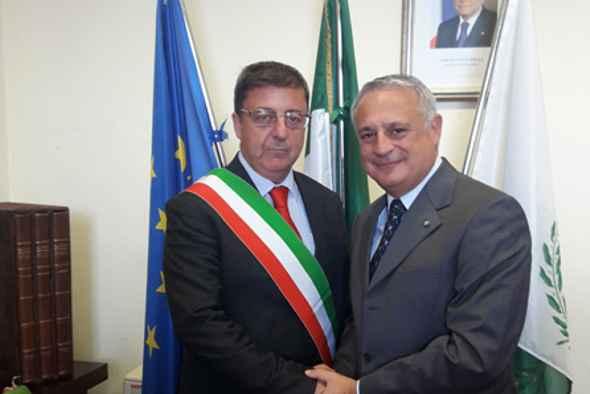 Come previsto, Palomba nomina Luigi Pepe Capo di Gabinetto