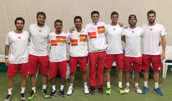 New Tennis Torre del Greco promossa in A1